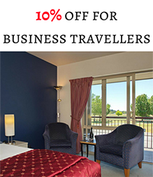 10% Off For Business Travellers