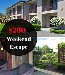 Ashburton Weekend Escape from $280 p.n.